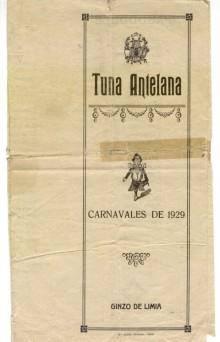 1929 Tuna Antelana 1929